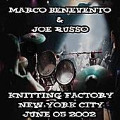 05-05-02 - The Knitting Factory - New York, NY by The Benevento Russo Duo