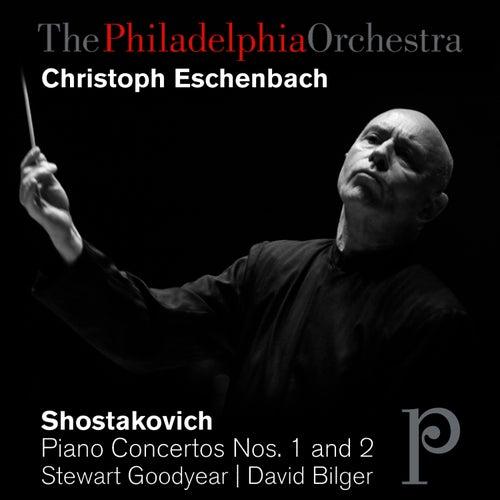 Shostakovich: Piano Concertos Nos. 1&2 by Philadelphia Orchestra