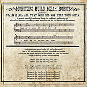 Psalm 57 / All That Gold Did Not Help Your Soul! - Single by Monsters Build Mean Robots