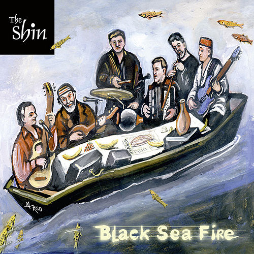 Black Sea Fire by Shin