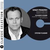 Sergej Prokofjew + Alexander Skrjabin by Stefan Vladar
