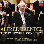 Alfred Brendel: The Farewell Concerts by Alfred Brendel