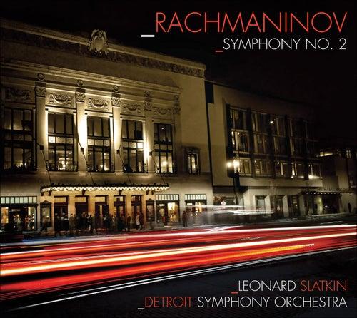 Rachmaninov, S.: Symphony No. 2 / Vocalise by Leonard Slatkin