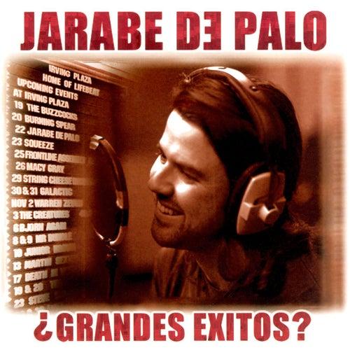 Grandes Exitos by Jarabe de Palo