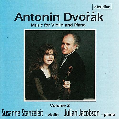 Dvorak: Music for Violin and Piano, Vol. 2 by Susane Stanzeleit