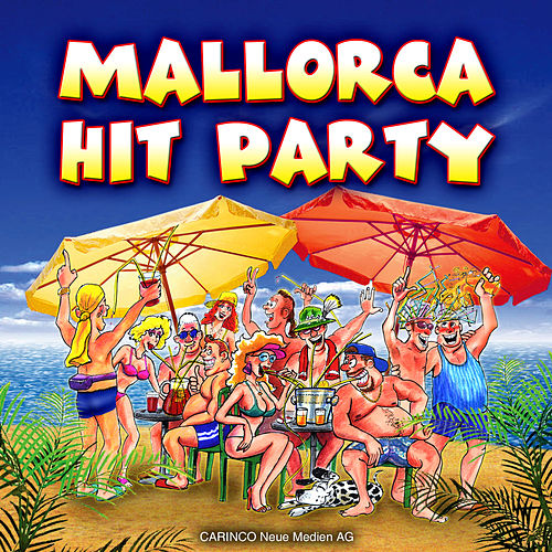 Mallorca Hit Party by Various Artists