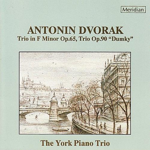 Dvorak: Piano Trios Op. 65 & Op. 90 by York Piano Trio