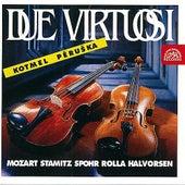 Kotmel & Peruska Play Mozart, Stamitz, Spohr, Rolla, Halvorsen by Bohumil Kotmel