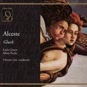 Gluck: Alceste by Leyla Gencer