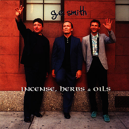 Incense, Herbs & Oils by G.E. Smith