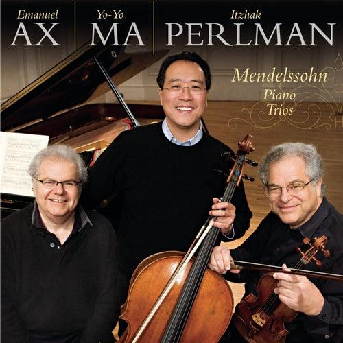 Mendelssohn: Piano Trios, Op. 49 & Op. 66 by Yo-Yo Ma