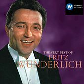 The Very Best Of by Fritz Wunderlich