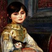 Burgmuller 25 Etuden Op.100 by Gwon Sun Hwon