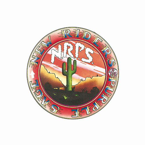 New Riders Of The Purple Sage by New Riders Of The Purple Sage