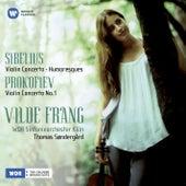 Prokofiev & Sibelius: Violin Concertos by Thomas Søndergård