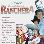 Mexico Gran Colección Ranchera - José Alfredo Jiménez by Various Artists
