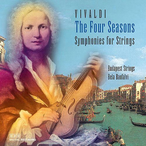Four Seasons - Symphonies For Strings by Bela Banfalvi