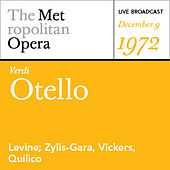 Verdi: Otello (December 9, 1972) by Various Artists