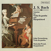 Bach: Sonata for Viola de gamba and Harpsichord by John Dornenburg