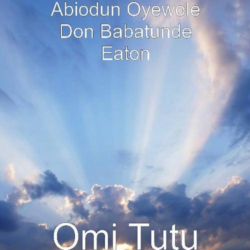 Omi Tutu by Abiodun Oyewole Don Babatunde Eaton