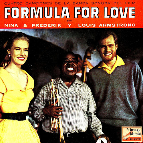 Vintage Movies Nº 13 - EPs Collectors, 'Formula For Love' by Various Artists