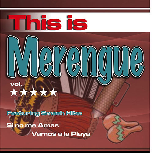 Merengue, Vol. 5 by Various Artists