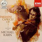 FDS - 24 Caprices for Solo Violin, Op. 1 by Michael Rabin