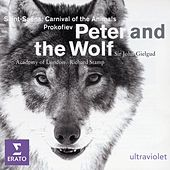Peter and the Wolf/ Carnival of the Animals by Various Artists