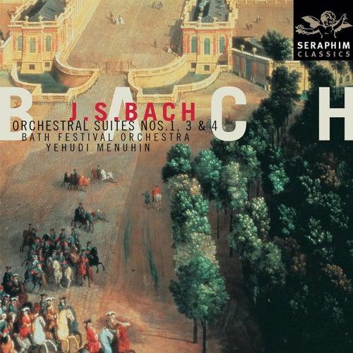 Johann Sebastian Bach by Yehudi Menuhin