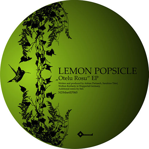 Otelu Rosu - EP by Lemon Popsicle