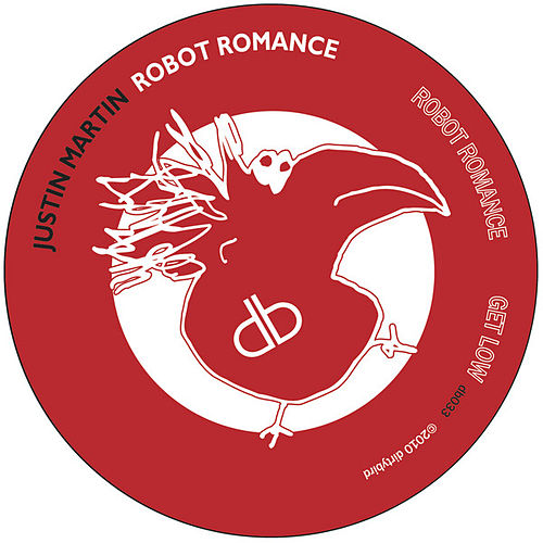 Robot Romance - EP by Justin Martin