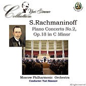 Rachmaninoff: Piano Concerto No. 2 in C Minor by Moscow Philharmonic Orchestra