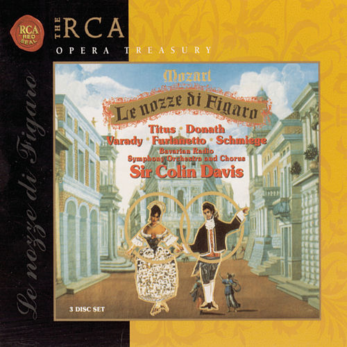 Le Nozze Di Figaro (2001) by Wolfgang Amadeus Mozart