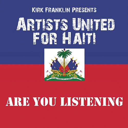Are You Listening by Kirk Franklin