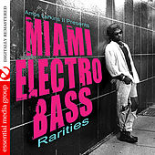 Amos Larkins II Presents Miami Electro Bass Rarities by Various Artists