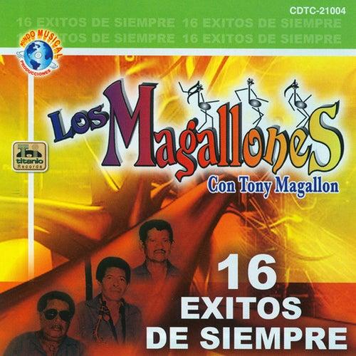 16 Exitos De Siempre by Tony Magallon