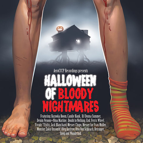 Halloween of Bloody Nightmares by Various Artists