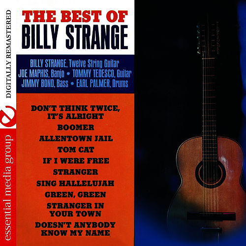 The Best Of Billy Strange [Bonus Tracks] (Digitally Remastered) by Billy Strange