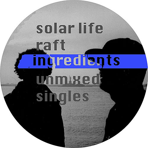 Solar Life Raft: The Ingredients by Various Artists
