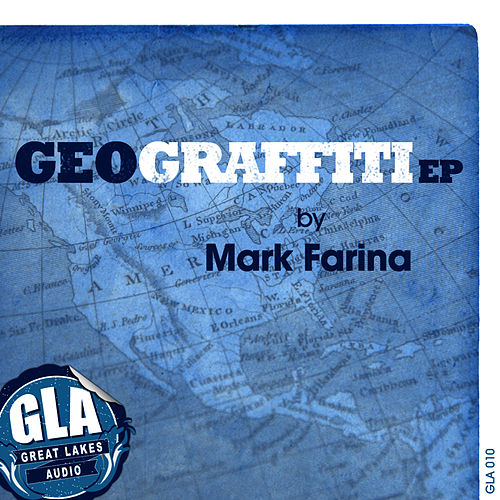 Geograffiti EP by Mark Farina
