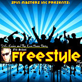 Old School Freestyle Mix by DC Cruise And The Live House Party