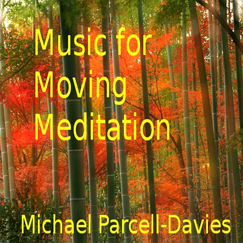 Music For Moving Meditation by Michael Parcell-Davies