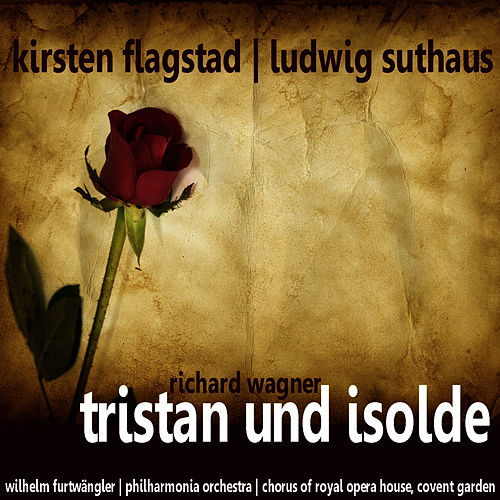 Wagner: Tristan Und Isolde by Philharmonia Orchestra