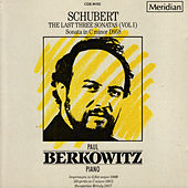 Schubert: The Last Three Sonatas, Vol. 1 by Paul Berkowitz