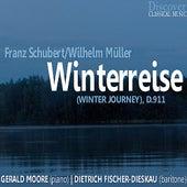 Schubert & Müller: Winter Journey, D. 911 by Gerald Moore (1)