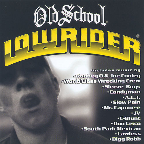 Old School Lowrider by Various Artists
