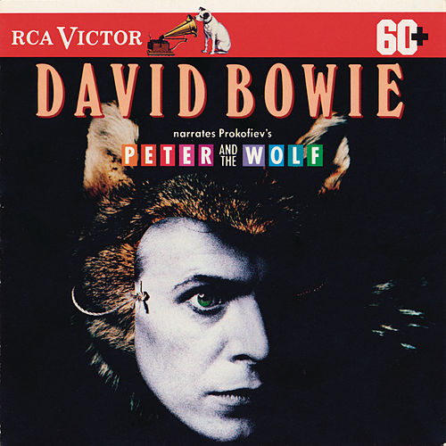 David Bowie Narrates Prokofiev's Peter And The Wolf by Eugene Ormandy