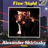 Fine Night. Alexander Shirinsky by Alexander Shirinsky
