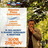Russian Piano Concertos by Igor Zhukov
