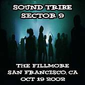 10-19-02 - The Fillmore - San Francisco, CA by STS9 (Sound Tribe Sector 9)